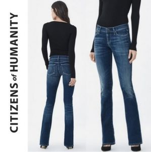 Citizens of Humanity Emannuelle Slim Boot 30